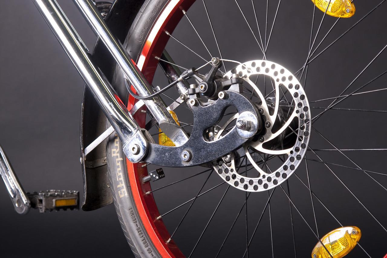 Как сделать тормоза у велосипеда
