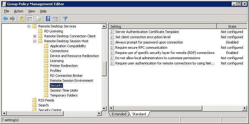 Секреты Remote Desktop Services: Single Sign-On | Peter Gubarevich